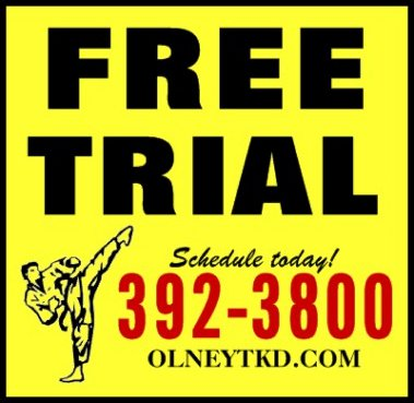 Call 392-3800 to enroll in the free trial program!