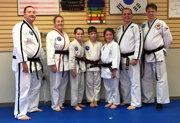 Black Belts