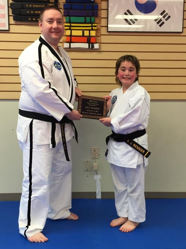 Rennier Award